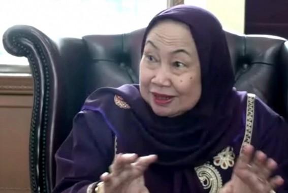 Tuty Alawiyah Wafat