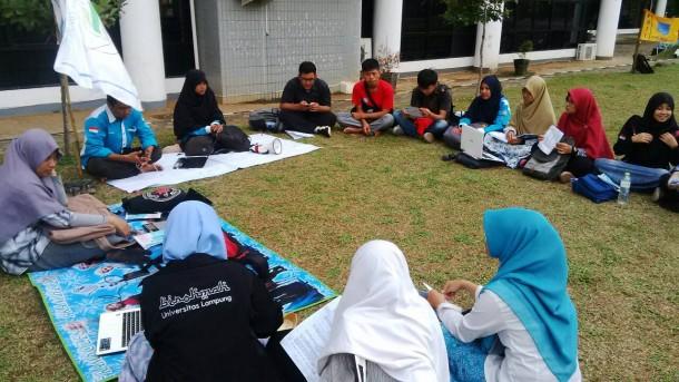 UKM Penelitian Universitas Lampung Gagas Hadirkan Menteri Pariwisata