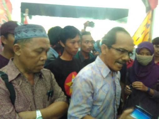 FKAR-Forkapmi Bandar Lampung Penuhi Janji Kerahkan Seribuan Pelajar Pawai Ramadan