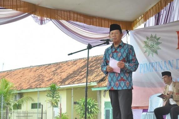 Wakil Bupati beri sambutan muhammadiyah