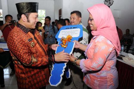 Gubernur Lampung Rolling 92 Pejabat Eselon III dan IV