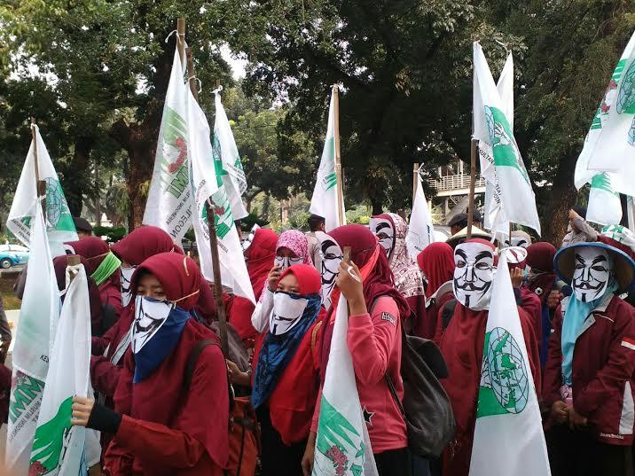 Harkitnas, KAMMI Lampung Deklarasikan 9 Manifesto Reformasi