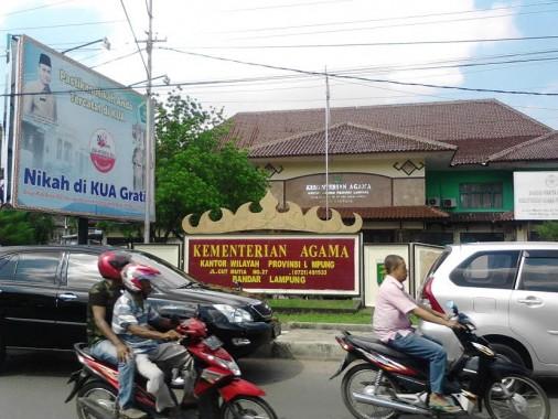 Kanwil Kemenag Lampung Akan Bina Rumah Makan Pelanggar Syariat