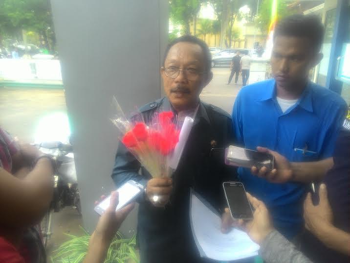 Breaking News: Ratusan Mahasiswa Segel Gedung Fakultas IAIN Raden Intan