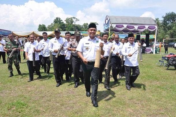 Kasus Penggerebekan City Spa, Kasat Pol PP Bandar Lampung Cik Raden Ditahan