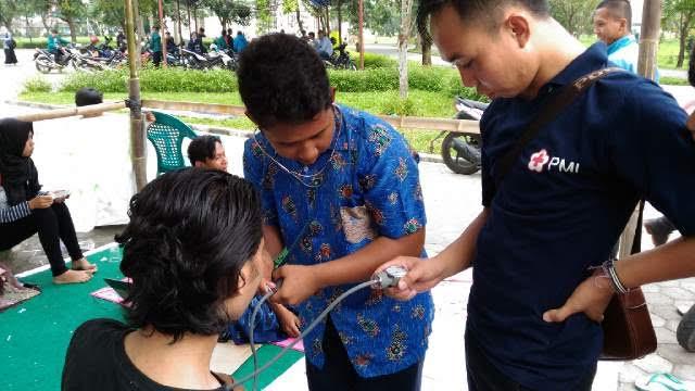 Aksi Mogok Makan Berlanjut, Tiga Mahasiswa IAIN Raden Intan Diinfus