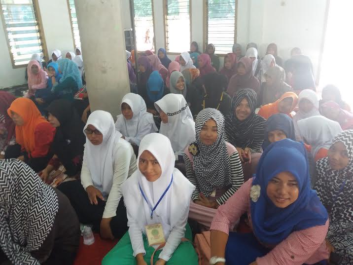 Sambut Ramadan, Bako Risma Tulangbawang Barat Adakan Halaqah