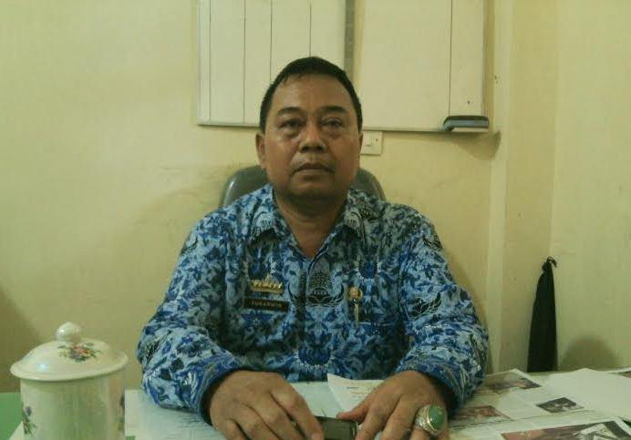 Sekretaris Disdikpora Lampung Timur, Dr. Sukarwin. | Parman/Jejamo.com