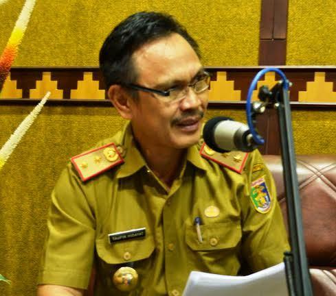 Kepala Bappeda Lampung, Taufik Hidayat. | Widya/Jejamo.com