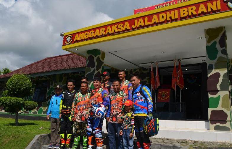 Ribuan Peserta Ramaikan Ruwa Jurai Adventure Trail Pesawaran Lampung