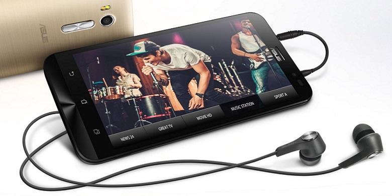 ZenFone Go TV, Bisa Dipakai Nonton TV Tanpa Memakan Kuota