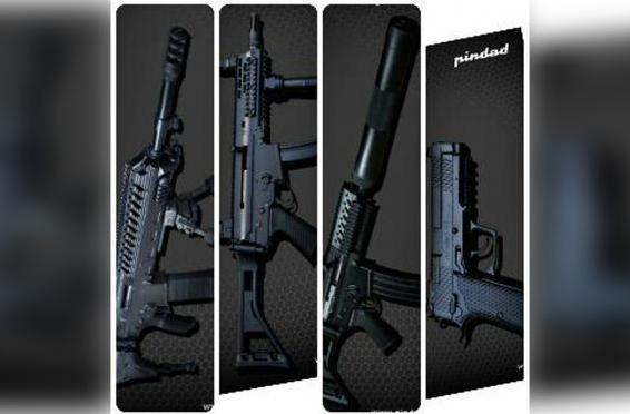 4 senjata baru Pindad