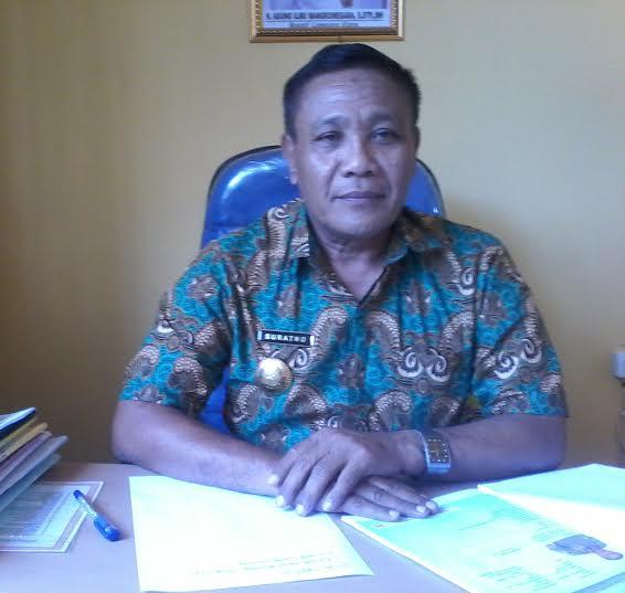 Kepala Satuan Polisi Pamong Praja dan Linmas Kabupaten Lampung Utara AKBP Suratno SH, MSi | Buhairi/jejamo.com