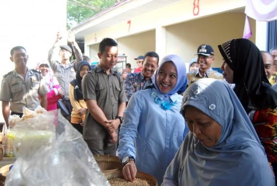 Ketua DPRD Metro Anna Morinda Suka Cincau Hijau dan Jamur Crispy Saat Berbuka Puasa