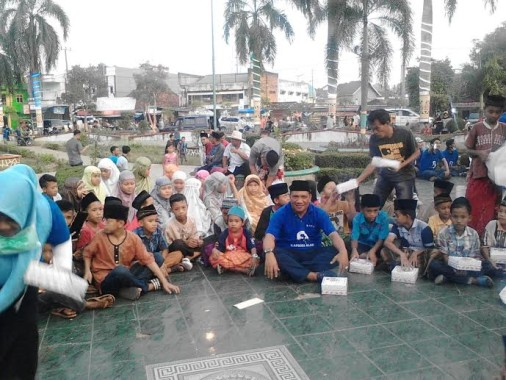 Aprozi Alam Nyatakan Siap Bertarung di Ajang Pilkada Lampung Utara 2018