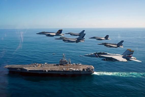 Armada Perang AS