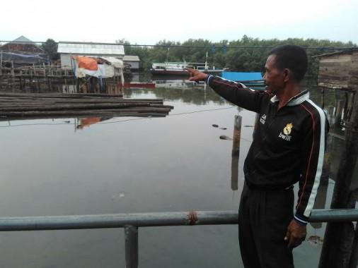 Bajir Rob di Telukbetung Timur Bandar Lampung Tinggalkan Sampah Satu Ton Lebih