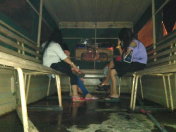 Breaking News: Tujuh Wanita Penghibur Diamankan dari Tempat Hiburan di PKOR Way Halim Bandar Lampung