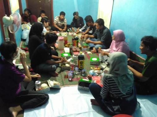 Yatim Mandiri Lampung Adakan Pesantren Ramadan Kreatif di Masjid Baabussalam