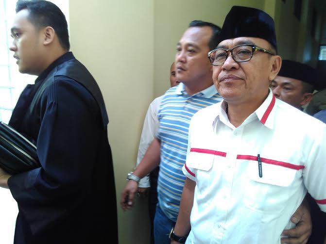 Kasat Pol PP Bandar Lampung Cik Raden Bebas