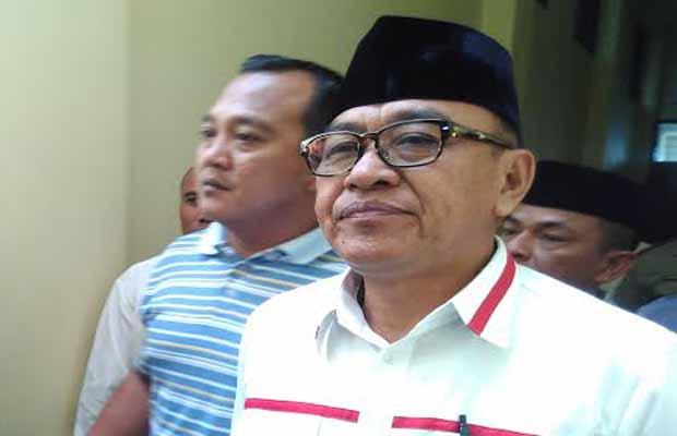 Wali Kota Bandar Lampung Herman HN Bersyukur Cik Raden Bebas