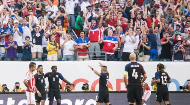 Gol Clint Dempsey Bawa AS ke Perempat Final Copa America