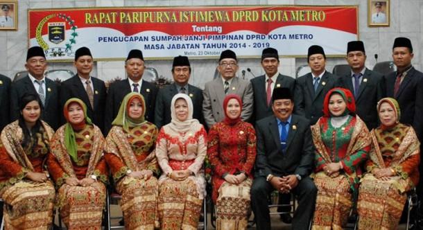 Lampung Utara Peringati HUT LVRI Ke-59