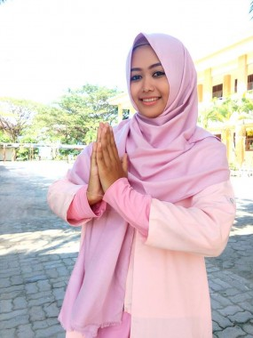 Wakil Lampung Aksi Indosiar Dina Nur Atika Akui Pesaingnya Berat