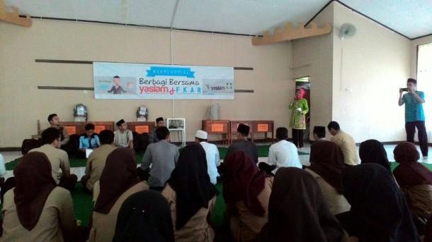 Besok FKAR Bandar Lampung Gelar Sehari Bersama Alquran di Masjid Darmajaya