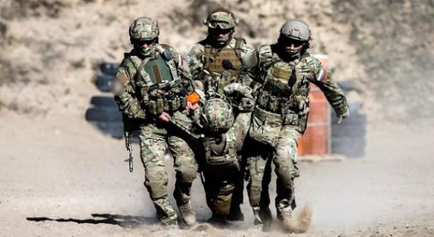 Putin Siapkan 'Tentara Super' untuk Perang Dunia III Melawan NATO