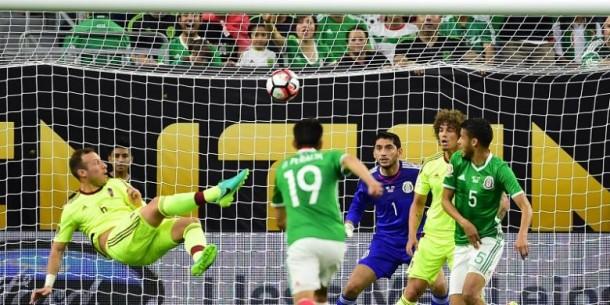 Perawani Gawang Venezuela, Meksiko Puncaki Grup C Copa America