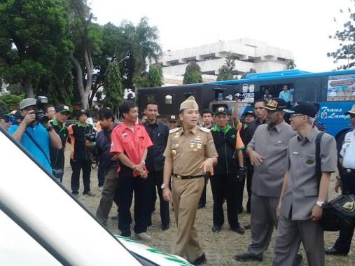 Gubernur Lampung M Ridho Ficardo | Sugiono/jejamo.com