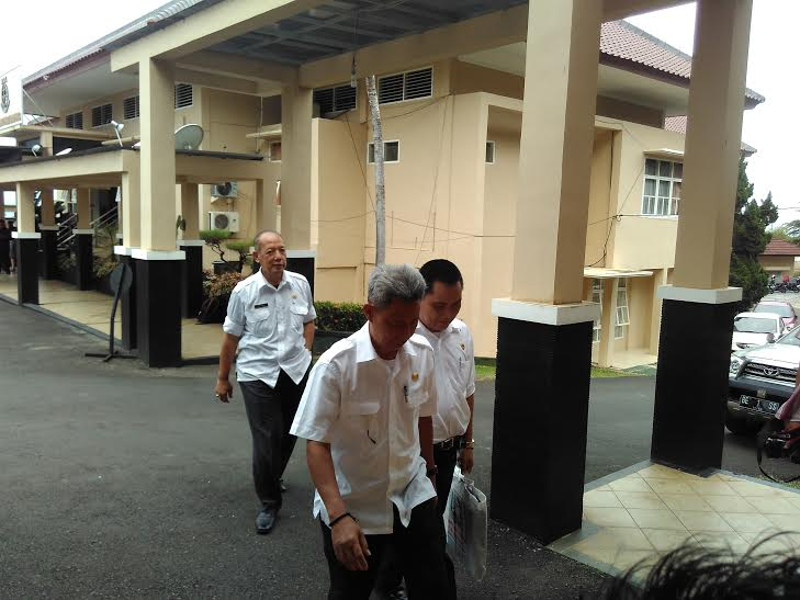 Breaking News: Herman HN dan Pejabat Pemkot Bandar Lampung Diperiksa di Kejati Lampung