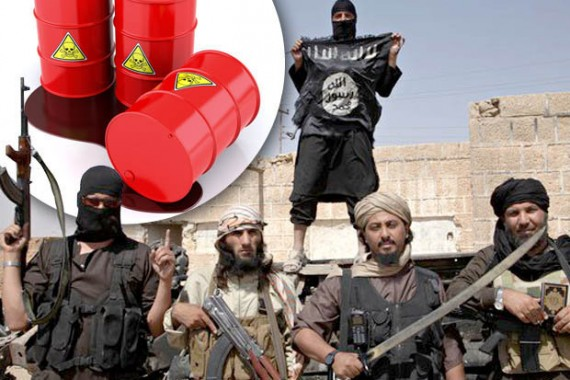 Berkhianat, ISIS Rendam Anggotanya Sendiri dengan Cairan Asam Hingga Tewas