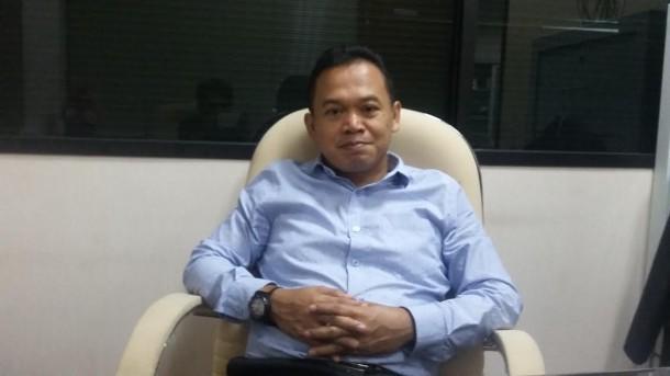 Kurma dan Air Hangat Menu Wajib Buka Puasa Anggota DPRD Lampung Joko Santoso