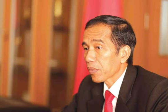 Presiden Joko Widodo Serahkan Zakat Sebesar Rp 40 Juta Lewat Baznas