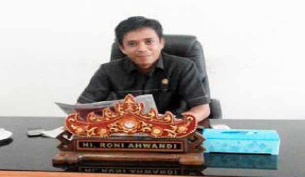 Ketua Komisi lll DPRD Kabupaten Lampung Tengah, Roni Ahwandi | ist