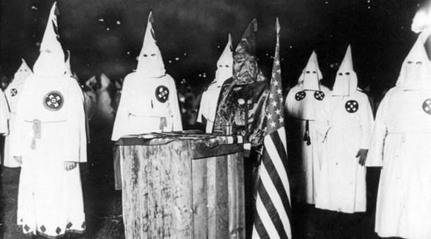 Kelompok Anti Minoritas 'Ku Klux Klan' Kembali Bangkit di AS
