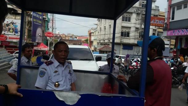 Kepala Dinas Perhubungan (Dishub) Kota Bandar Lampung I Kadek Sumarta. | Arif Wiryatama/Jejamo.com