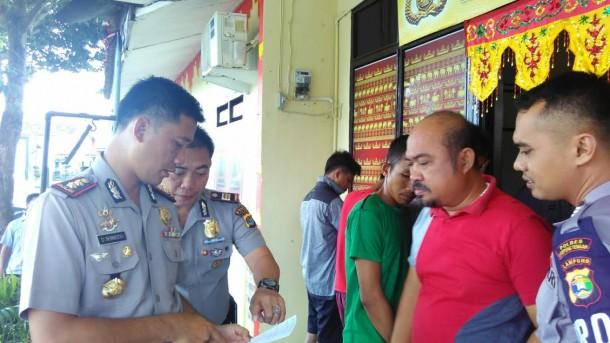 Polisi Peringatkan Warga Lampung Tengah Tidak Rusak Way Seputih dan Way Pengubuan