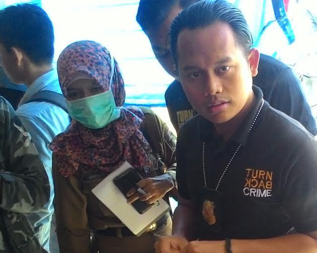 Kasat Reskrim Polres Lampung Tengah, AKP Harto Agung Cahyono | ist