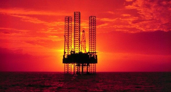 Kilang minyak lepas pantai