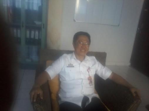 Kepala Badan Perencanaan Pembangunan Daerah (Bappeda) Lampung Utara Syahrizal Adhar | Buhairi/jejamo.com