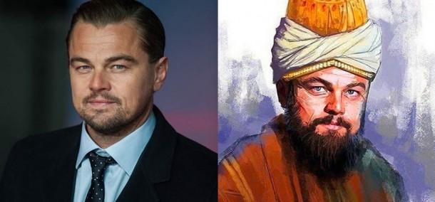 Heboh  Leonardo DiCaprio akan Perankan Tokoh Muslim Jalaludin Rumi