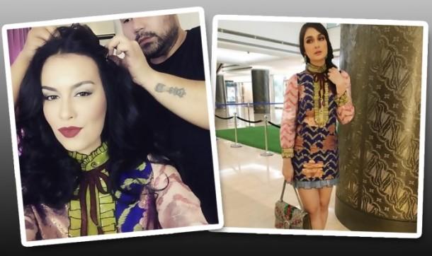 Luna Maya Mengaku Punya Selera yang Sama dengan Sophia Latjuba
