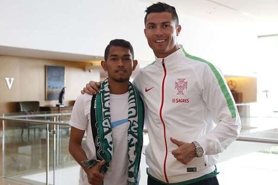 Anak Angkat C Ronaldo, Martunis Mencari Klub di Indonesia