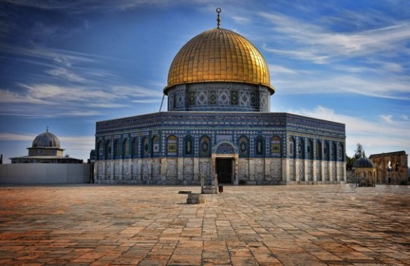 Kompleks Masjid Al Aqsa di Jerusalem Ditutup untuk Non Muslim Hingga Lebaran