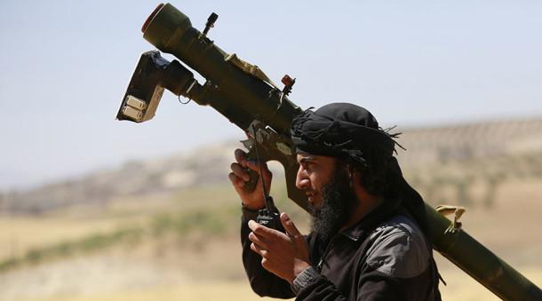 Kiriman Senjata CIA untuk Oposisi Suriah Dijual Pejabat Jordania di Pasar Gelap