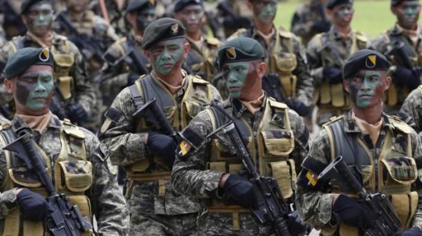 Filipina Kerahkan 5.000 Tentara untuk Memburu Kelompok Abu Sayyaf