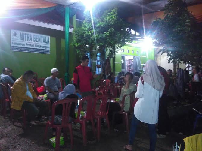 Ustadz Mumuy Iri Lihat Keluarga Anggota DPRD Lampung Santuni Anak Yatim